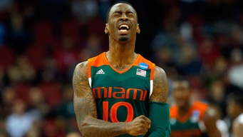 Hurricanes Eliminated From NCAA Tournament