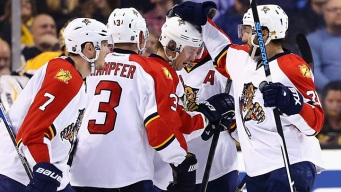 Atlantic Division Leading Panthers Secure Playoff Spot