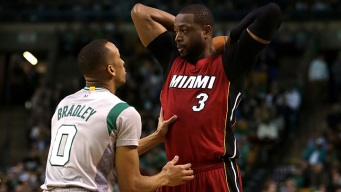 Heat Clinch Third Seed Despite Blowing 26-Point Lead