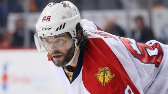 Panthers' Jagr Named as Finalist for Masterton Trophy