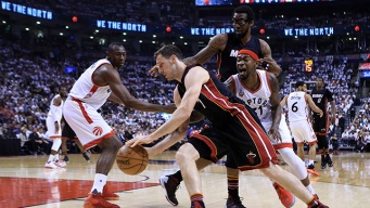 Heat Open Conference Semifinals With Win in Toronto