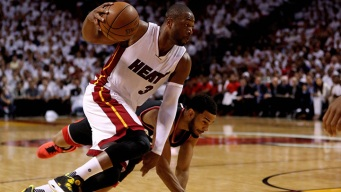 Heat Even Up Series With Overtime Win