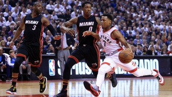 Heat in 3-2 Hole After Falling in Toronto