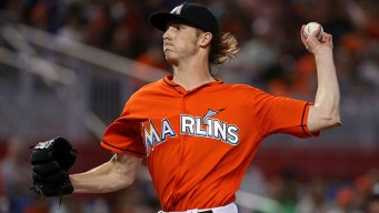 Conley Struggles as Marlins Fall to Nationals