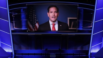 Marco Rubio Speaks at the 2016 RNC