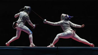 Women's Team Sabre Fencing: US Takes Bronze Over Italy