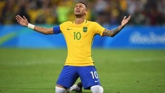 Brazil Beats Germany for Men's Soccer Gold