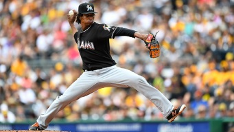 Marlins Complete Sweep of Pirates
