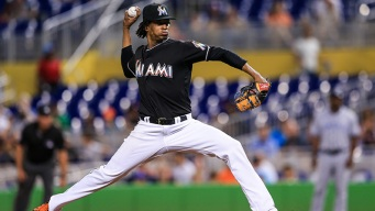 Marlins Held Scoreless in Loss to Padres