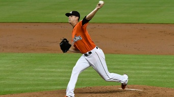 Marlins Hit Into Six Double Plays in Loss