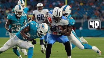 Week Five Preview: Titans at Dolphins