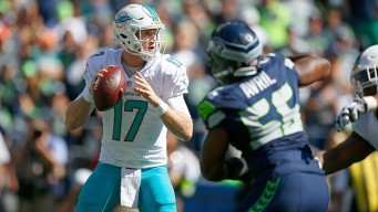 Dolphins Begin Season With Loss in Seattle