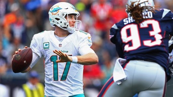 Dolphins Fall to 0-2 With Loss to Patriots