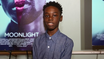 'Moonlight' Star Ready for 89th Annual Academy Awards