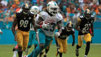 Dolphins Trade RB Jay Ajayi to Philadelphia For Draft Pick