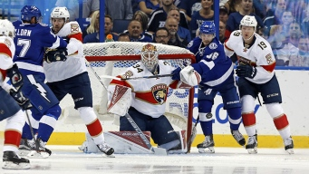 Panthers Fall in Shootout to Lightning