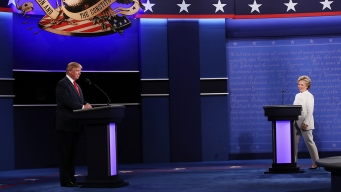 At Final Debate, Even Election Results Are Disputed