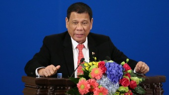 Philippines' Duterte Says Trump Wished Him 'Success'