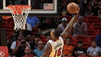 Heat Take Ninth Straight With Lopsided Win