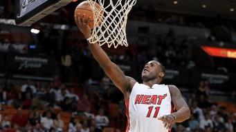 Heat Beat Kings in Overtime