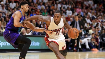 Heat's Dion Waiters Doubtful With Ankle Injury