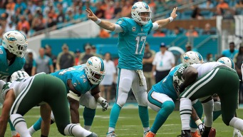 Dolphins Edge Jets for Third Straight Win