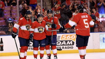 Panthers Complete Comeback Win in Overtime