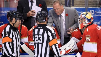 Panthers Fire Head Coach Gerard Gallant