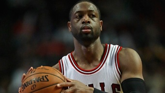 Wade Leads Bulls to Victory Over Heat