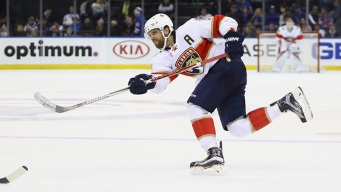 Panthers' Rough Trip Continues With Loss to Bruins