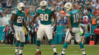 Dolphins Extend Winning Streak to Six
