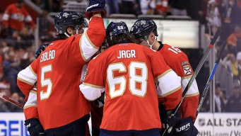 Panthers Outduel Blue Jackets 4-3