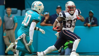 Dolphins End Regular Season With Loss to Patriots