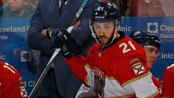 Panthers' Trocheck Undergoes Surgery on Fractured Ankle