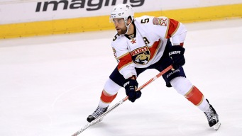 Panthers' Skid Hits Five With Loss to Lightning