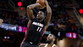 Waiters Leads Heat to Another Win Over Cavaliers