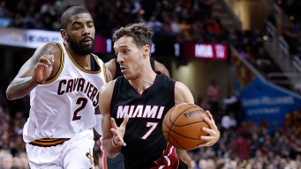 Kyrie Irving Would Welcome Trade to Heat: Report