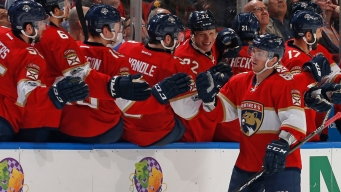 Marchessault Scores Twice, Panthers Beat Maple Leafs 7-2