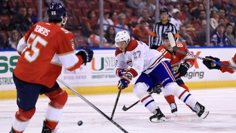 Panthers' Skid Hits Five With Loss to Canadiens