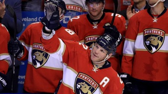 Panthers: Shawn Thornton's Final Skates Up for Auction