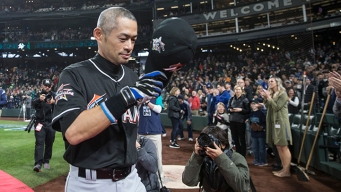 Marlins to Honor Ichiro With Pregame Ceremony