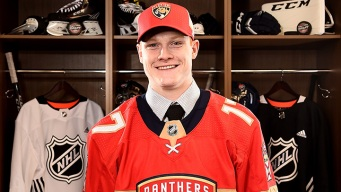 Panthers Sign Owen Tippett to Entry-Level Contract
