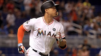 Marlins' Stanton Vents Frustration After Loss to Phillies