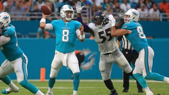 Dolphins Game Preview: Week Eight vs. Ravens