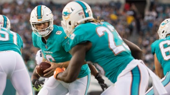 NBC 6 Weekend Football Preview: Dolphins Return to Action