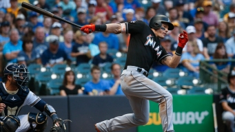 Marlins Designate Utility Player Dietrich for Assignment