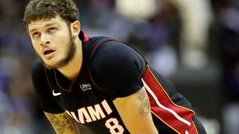 Heat's Johnson Undergoes Thumb Surgery