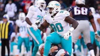 Dolphins Hope 2017 Top Pick Harris Emerges From 'Dark Place'