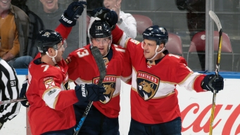 Florida Panthers To Host Pride Night