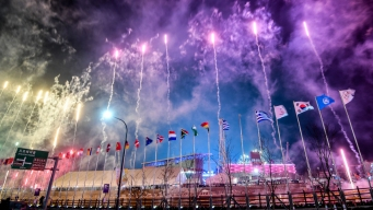Olympics' Fiery Optics Are Entertaining, Symbolic: Analysis